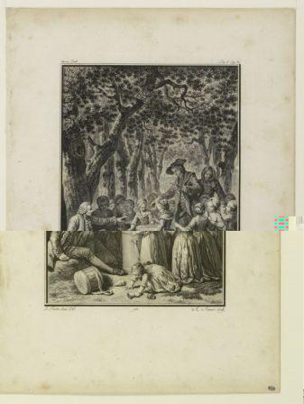 Jean-Jacques Rousseau et les enfants