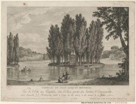 Tombeau de Jean-Jacques Rousseau