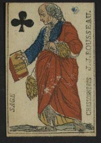 Jeu de 32 cartes, dit Jeu des Philosophes
