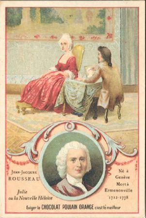 Jean-Jacques Rousseau : Julie ou La Nouvelle Héloïse