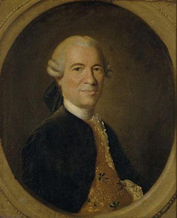 Portrait d'homme ; portrait de d'Alembert (Ancien titre)