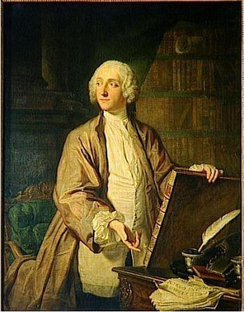 Portrait de Victor Riquetti, Marquis de Mirabeau