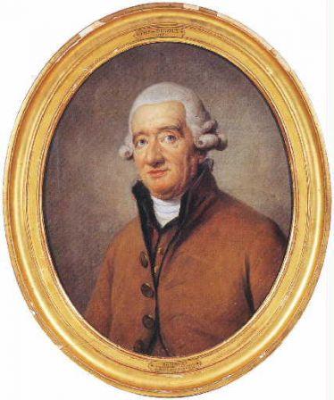 Portrait de Monsieur Dusaulx