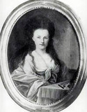 Marquise de Césarges, châtelaine de Maubec