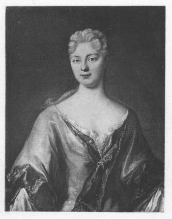 Portrait de Mme de Warens