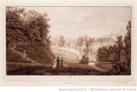 Ermenonville, le parc