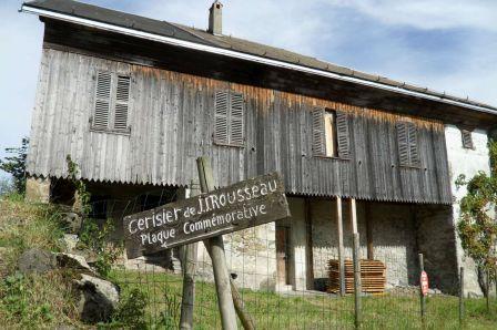 La Maison de la Tour, à Thônes