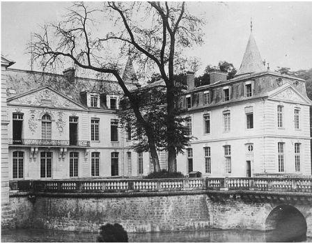 Ermenonville, domaine de Jean-Jacques Rousseau