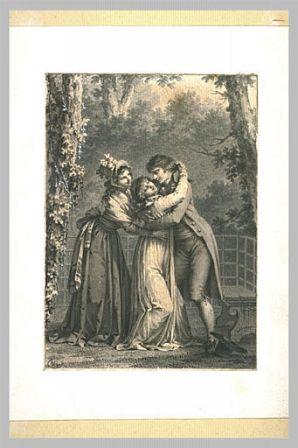 Le Premier Baiser de l'Amour (J.-J. Rousseau, Julie ou La Nouvelle Héloïse)